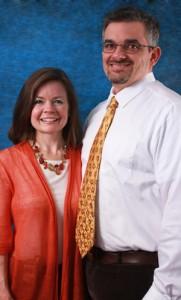 Drs. Anne and David Stewart, M.Ds