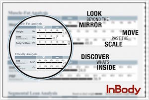 InBody™ 570 Body Composition Analysis
