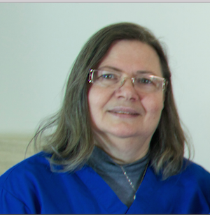 Sandy Mahaffey, Administrative Assistant, Loudoun Holistic Health Partners, Leesburg VA