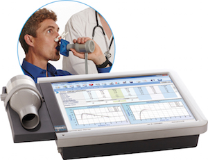 Spirometry Testing for Lung Disease