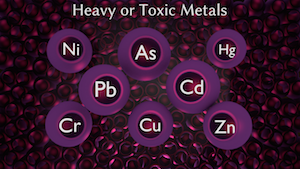 Heavy or Toxic Minerals