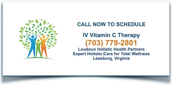 Schedule Your IV Vitamin C Therapy Appointment